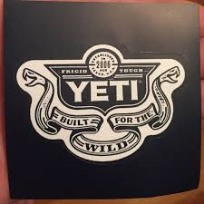 Yeti Other Sticker Poshmark