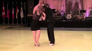 2012 ILHC - Strictly Balboa Finals - Javier Johnson & Heather ...