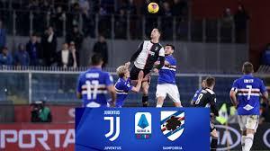 Juventus vs Sampdoria   Serie A TIM 27 Jul 2020   Prediction pes20pc -  YouTube
