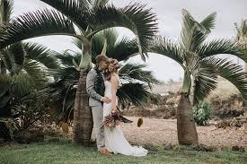 Tropical Maui Wedding: Hillary + Mitchell | Makena Weddings