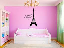 Eiffel Tower Paris Je T Aime Wall Decal Vinyl Sticker Home Bedroom Wall Decor Removalbe Living Room Art Mural Wallpaper Za240 Bedroom Wall Decor Vinyl Stickersstickers Home Aliexpress