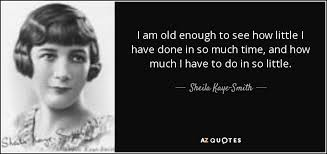 TOP 8 QUOTES BY SHEILA KAYE-SMITH | A-Z Quotes
