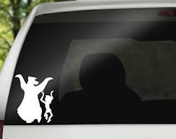 Jungle Book Decal Etsy