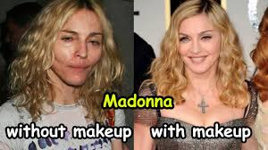 beautiful actresses without makeup