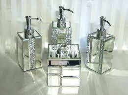bathroom accessories ideas mirrored
