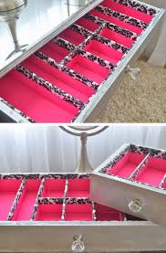 creative makeup storage ideas and s