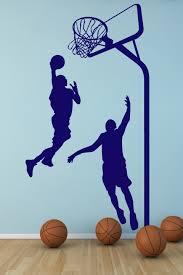 Wall Decals Basketball Walltat Com Art Without Boundaries