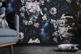 dutch old master inspired fl wallpaper