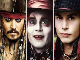 From Jack Sparrow to Willy Wonka: The many faces of Johnny Depp -  entertainment