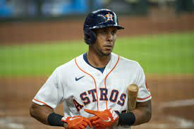 Quad injury sidelines Astros' Michael Brantley - HoustonChronicle.com