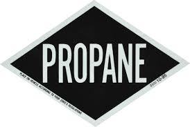 Propane Diamond Vinyl Decal Over 67 Years Serving The Lpg And Nh3 Industry Squibb Taylor