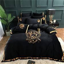 luxurious bedding sets fashion king