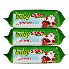 organic baby wet napkins factory supply