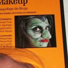 witch makeup kit costume