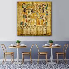 2019 hd old egyptian wall art vintage