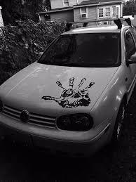 Skull Hand Decal Vinyl Graphic Sticker Eye Ripping Hood Body Car Window Truck Ebay Vinyl Sticker Car Large Cars