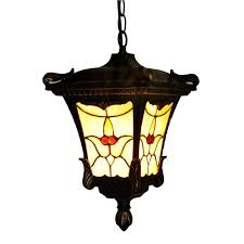 vintage outdoor pendant lights european