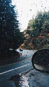 خلفيات مطر صور رومانسية لدفء الشتاء بنات كيوت