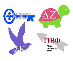 Sorority Mascot 4 Car Decal By Sincerelysaradecals On Etsy Currently Available Kkg Dz Sigma Kappa Pi Phi A Chi O Agd Sigma Kappa Tri Sigma Tri Delta