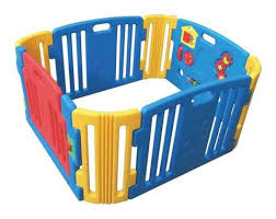 Buy Baby Playpen Toddler Non Toxic Panel Fence Kids Activity Center Safety Play Yard Home 2 Square Meter Online Shop Toys Outdoor On Carrefour Uae