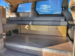 cargo van conversions diy kits