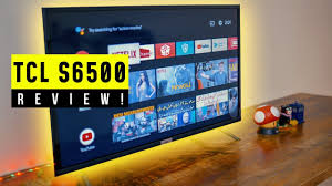 TCL S6500 / ZALMI TV - REVIEW! - YouTube