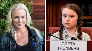 Förlag ändrar Greta Thunberg-omslag efter kritik | SVT Nyheter