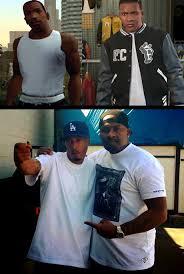 I Love GTA - CJ & Franklin (Young Maylay & Shawn Fonteno)   Facebook