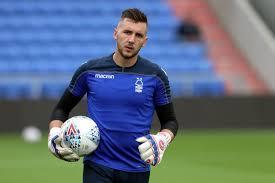 Nottingham Forest goalkeeper Jordan Smith has always shown right ...