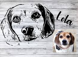 Custom Pet Decal Personalized Pet Decal Pet Car Decal Pet Etsy