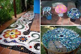 15 easy but stunning diy mosaic craft