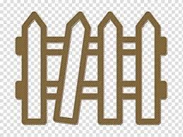 Fence Icon Halloween Icon Text Logo Line Transparent Background Png Clipart Hiclipart