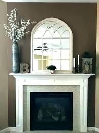 mirror over fireplace fullybest co