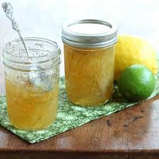 homemade lemon lime marmalade the