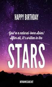 zodiac birthday wishes cosmic astrology birthday messages