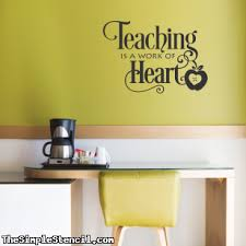 Teacher Lounge Wall Quotes Inspire Encourage And Relax Teachers