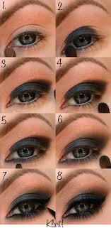 how to do smokey eye makeup in urdu