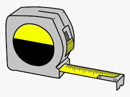 Tape Measures Measurement Tool Clip Art - Measure Tool Icon Png ...