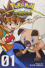 Amazon.com: Pokémon Horizon: Sun & Moon, Vol. 1 (1) (Pokemon ...