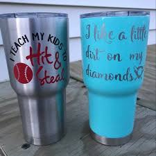 I Teach My Kids To Hit And Steal Baseball Yeti Cup Vinyl Decal Etsy In 2020 Yeti Cup Decal Vinyls Vinyl Decal Stickers Vinyl Decals