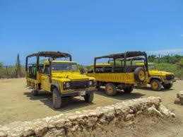 de palm tours baby beach jeep excursion