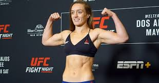 UFC Sacramento weigh-in results: Despite terrifying scene at weigh-ins, Aspen  Ladd makes weight