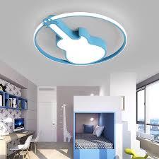 Bedroom Lamps Modern Children S Room Personality Warm Bedroom Lamp Creative Music Violin Shape Kids Ceiling Light Bedroom Lamp Ceiling Lights Aliexpress