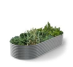 colorbond raised garden beds