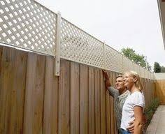 Image Result For Tall Garden Fence Ideas Privacy Fence Designs Backyard Privacy Backyard Fences