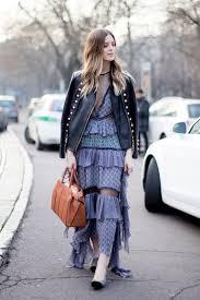 the street style at milan fashion week