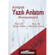 Arapça Yazılı Anlatım / Musa Yıldız - n11.com