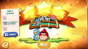 Angry Birds 2 - Gameplay Walkthrough Level 2