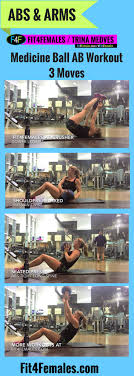 cine ball ab workout three moves