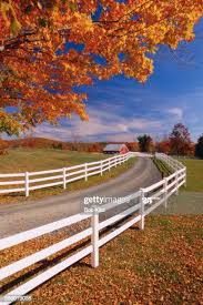 292 White Split Rail Fence Photos And Premium High Res Pictures Getty Images